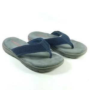 Skechers Flip Flop Sandals Men's 10